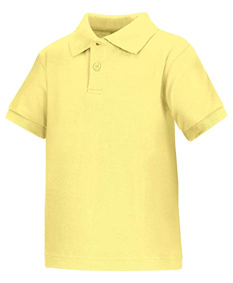uniform shirt yellow